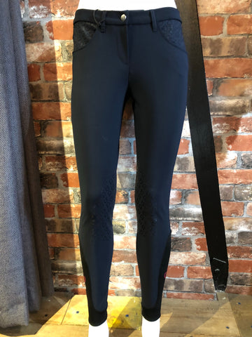 Cavalleria Toscana Grip System Breeches from AJ's Equestrian Boutique, Hertfordshire, England