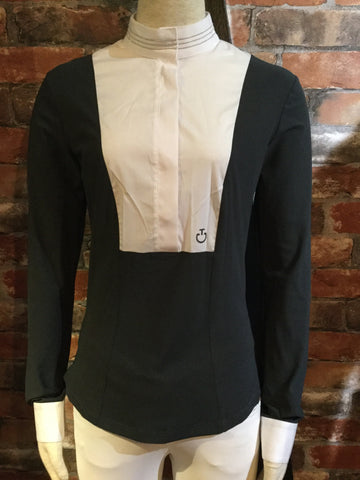 Cavalleria Toscana Ball Chain Shirt from AJ's Equestrian Boutique, Hertfordshire, England