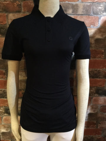 Cavalleria Toscana Piquet Polo Top from AJ's Equestrian Boutique, Hertfordshire, England