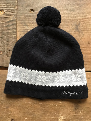 Kingsland Unisex Aislin Knitted Hat from AJ's Equestrian Boutique, Hertfordshire, England