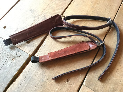 FreeJump Stirrup Leathers from AJ's Equestrian Boutique, Hertfordshire, England