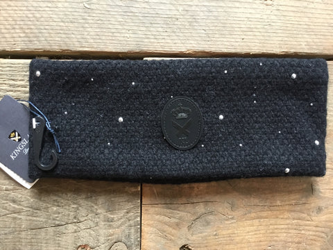 Kingsland Harrison Knitted Headband from AJ's Equestrian Boutique, Hertfordshire, England