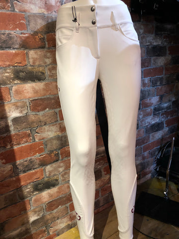 Cavalleria Toscana Line System Breeches from AJ's Equestrian Boutique, Hertfordshire, England