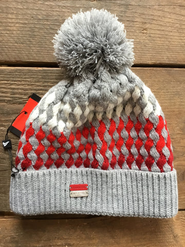 Euro-Star Bendi Unisex Bobble Hat from AJ's Equestrian Boutique, Hertfordshire, England