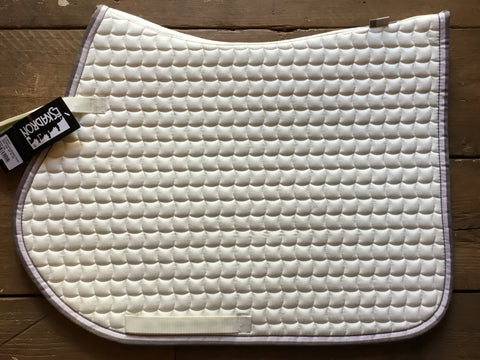 Eskadron Cotton Saddle Cloth from AJ's Equestrian Boutique, Hertfordshire, England