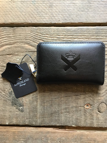 Kingsland Chirocco Leather Wallet from AJ's Equestrian Boutique, Hertfordshire, England