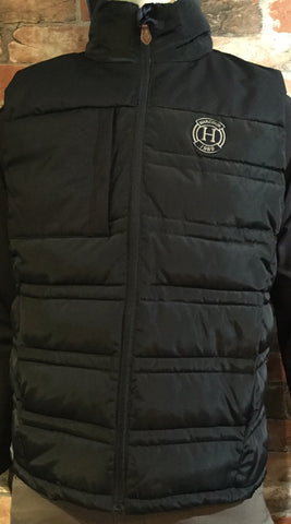 Harcour Men's Philippe Padded Gilet from AJ's Equestrian Boutique, Hertfordshire, England
