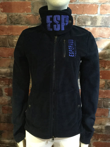 Esperado Dublin Full Zip Fleece Jacket from AJ's Equestrian Boutique, Hertfordshire, England