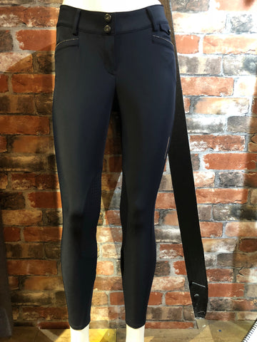 Euro-Star Arielle Knee Grip Breeches from AJ's Equestrian Boutique, Hertfordshire, England