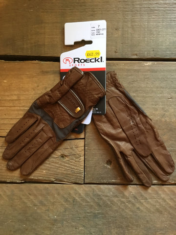 Roeckl Memphis Gloves from AJ's Equestrian Boutique, Hertfordshire, England