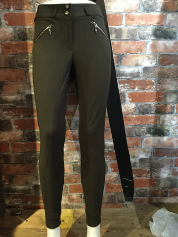 Euro-Star Enie Full Grip Breeches from AJ's Equestrian Boutique, Hertfordshire, England