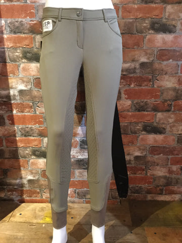Esperado Kentucky Full Seat Grip Breeches from AJ's Equestrian Boutique, Hertfordshire, England