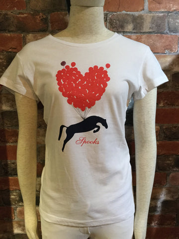 Spooks Balloon Shirt from AJ's Equestrian Boutique, Hertfordshire, England