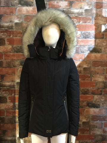 Pikeur Eibi Hooded Winter Coat from AJ's Equestrian Boutique, Hertfordshire, England