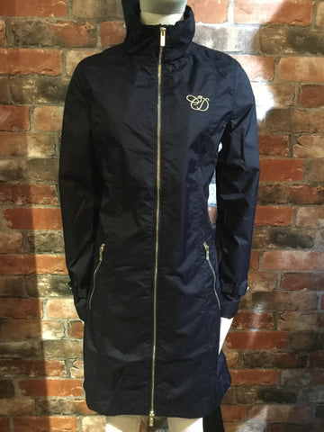 Kingsland CD Paganini Trench Coat from AJ's Equestrian Boutique, Hertfordshire, England
