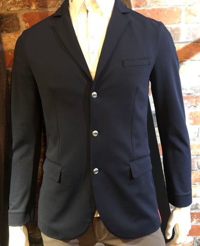 Animo Men's Ikko Competition Jacket from AJ's Equestrian Boutique, Hertfordshire, England