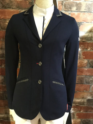 Animo Lupupy Competition Jacket from AJ's Equestrian Boutique, Hertfordshire, England