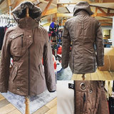 Euro Star Ladies Parka Lajana from AJ's Equestrian Boutique, Hertfordshire, England