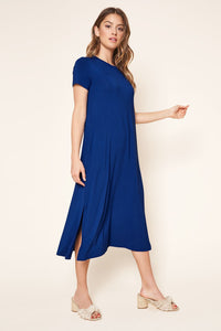 Jersey Knit T-Shirt Dress