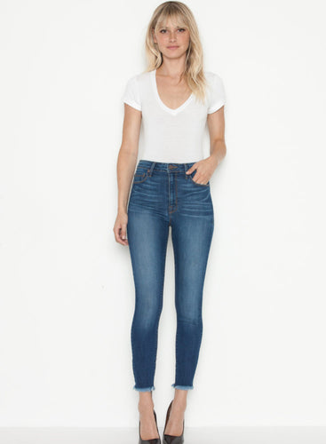 Parker Smith Bombshell Crop Jean