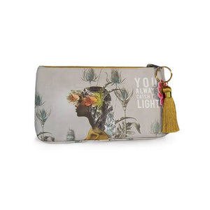 Papaya Small Pouch