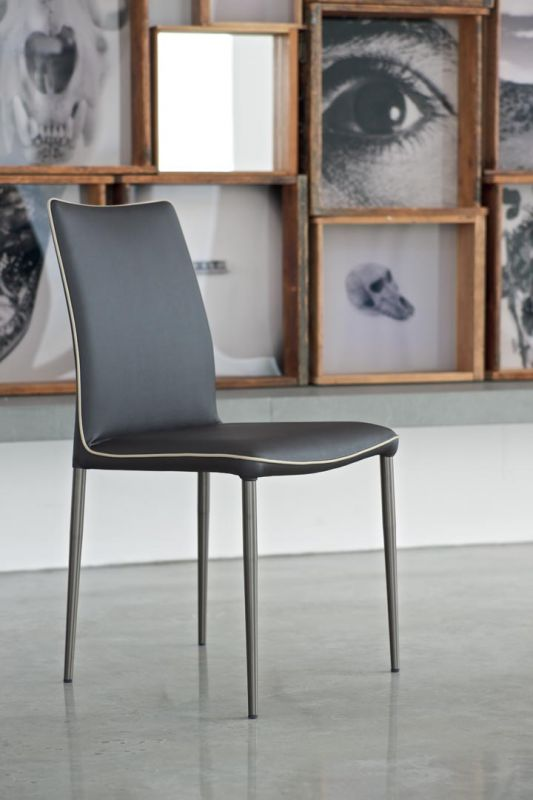 Bontempi Nata High Back Dining Chair