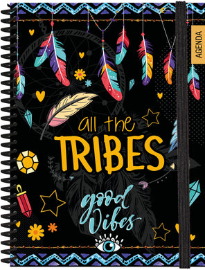 Agenda Capa Dura All The Tribes BRBA-9104-P