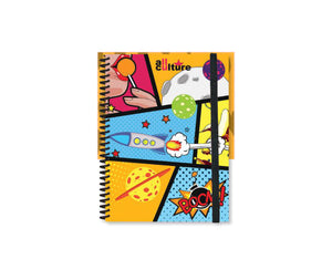 Agenda Capa Dura All Culture BRBA-9098-A