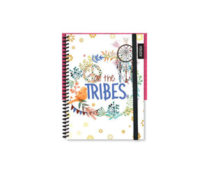 Agenda Capa Dura All The Tribes BRBA-9104-B