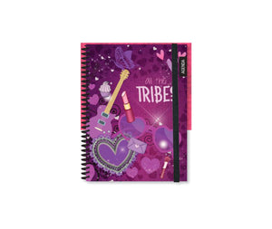 Agenda Capa Dura All The Tribes BRBA-9104-R
