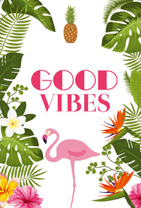 Poster Good Vibes All The Tribes CG-1592
