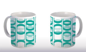 Caneca Home Decor Abs Verde Agua CG-MG-0291