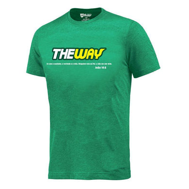 Camiseta The Way-CG-TS-0065-VD (T-Shirt)