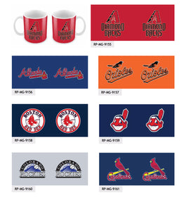 Caneca Baseball Time MG-MLB