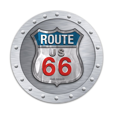 Placa MDF Route 66 RP-MD26-2062