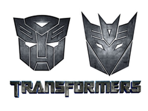 Adesivo Transformers #RP-AD-5098