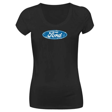 Camiseta Ford Long Look LL-0021-PR
