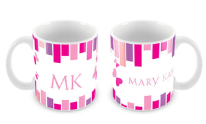 Caneca Mary Kay MK Butterfly MG-0218