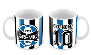 Caneca Time Personalizada MG-TIME