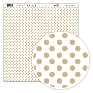 Papel Scrap Book Kraft SB-P03-18