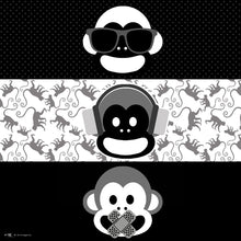 Poster Black Monkey XX05554