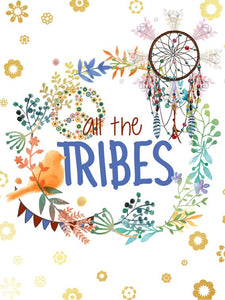Poster All The Tribes All The Tribes XX07167CP