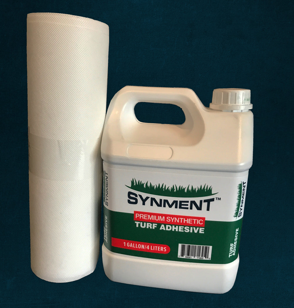 SYNMENT Synthetic Turf Adhesive 50'  KIT