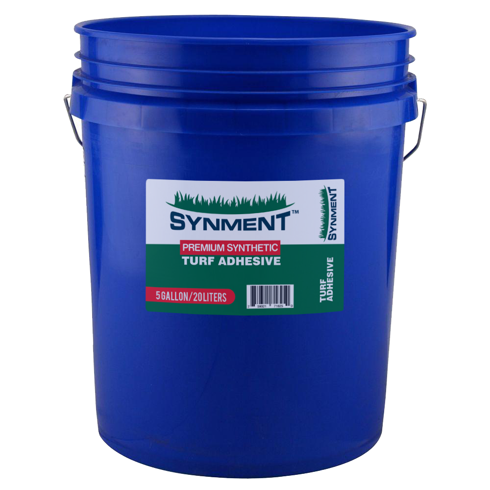SYNMENT Premium Synthetic Turf Adhesive 5 Gallon/20L