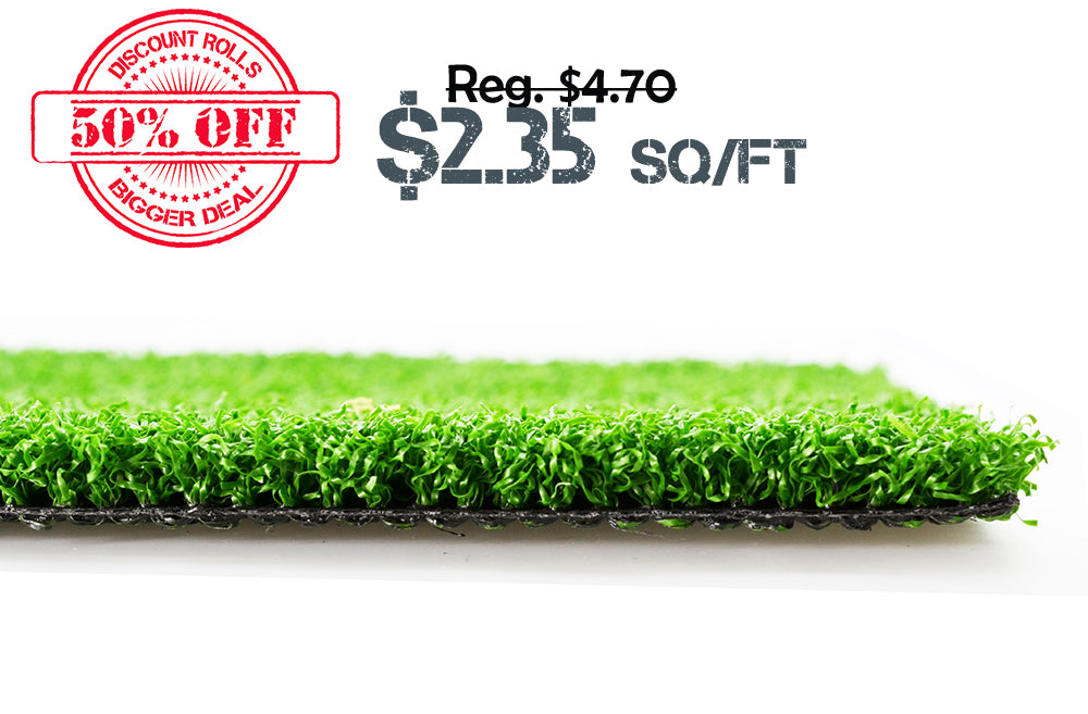 EZGOLF PRO 270 SQ/FT 15' x 18' SAVE $634.50 Blow Out!! ONLY $2.35 sq/ft