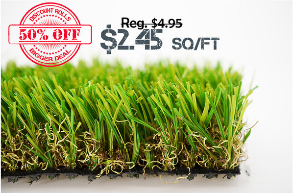 EZLAWN ELITE 90 SQ/FT 15' x 6' SAVE $220.50 Blow Out!! ONLY $2.45 sq/ft