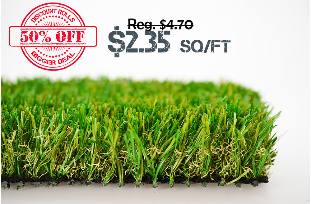EZLAWN PRO 495 SQ/FT 15' x 33' SAVE $1163.25 Blow Out!! ONLY $2.35 sq/ft