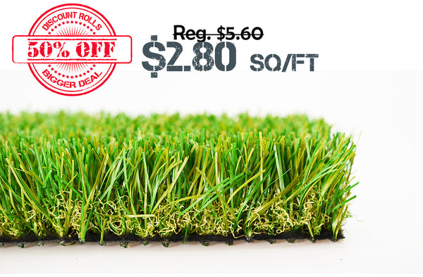 EZLAWN PLATINUM 270 SQ/FT 15' x 18' SAVE $756.00 Blow Out!! ONLY $2.80 sq/ft