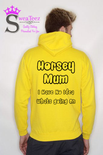 Horsey Mum... i have no idea whats going on