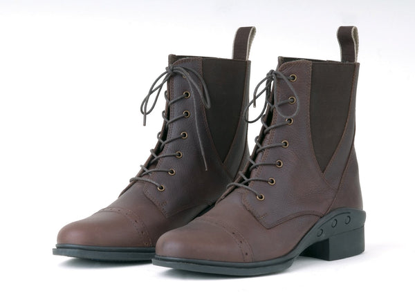 Elite' Indiana Lace-up Paddock Boots